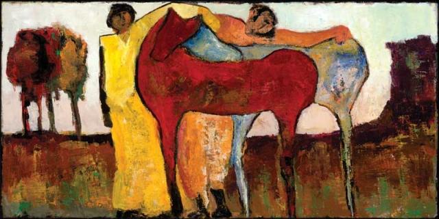 Cherish  - Goli - Legacy Fine Art Gallery