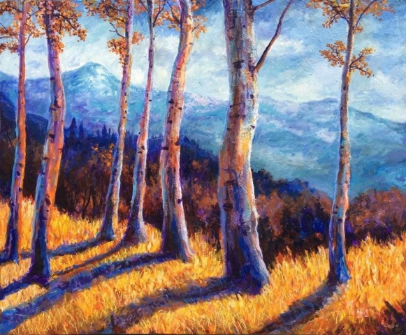 Colorado Sunrise - Patrick Cunningham - Legacy Fine Art Gallery
