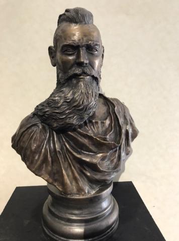 Tab Sculpture - Patrick Cunningham - Legacy Fine Art Gallery