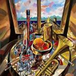 Trumpet & Pinot Noir