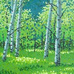 """Aspen Afternoon"" by Jim Pescott"