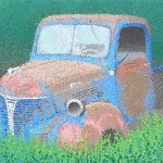 """Jakes Old Truck"" by Jim Pescott"