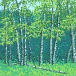 """Woods Edge"" by Jim Pescott"